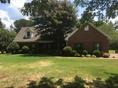 Tate County Single Family Home For Sale: 340 Oakley