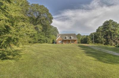 Byhalia Single Family Home For Sale: 4386 E Glynn Valley