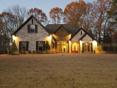 Byhalia Single Family Home For Sale: 14740 Leavell