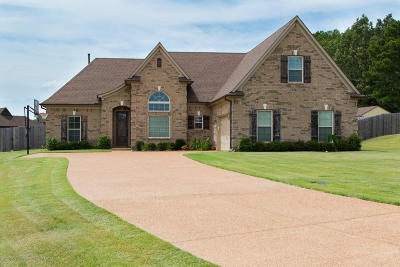Desoto County Single Family Home For Sale: 1965 Bakersfield Trace