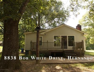 Hernando Single Family Home For Sale: 8838 Bob White Drive