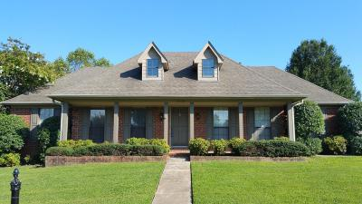 Hernando Single Family Home For Sale: 1210 Lake View