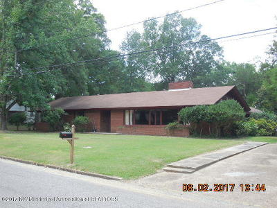 Tate County Single Family Home For Sale: 101 Camille