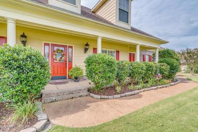 Desoto County Single Family Home For Sale: 8899 Turkey Creek