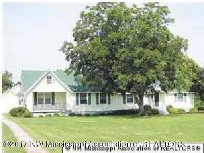 Horn Lake Single Family Home For Sale: 5945 Horn Lake