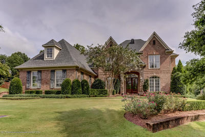 Desoto County Single Family Home Active/Contingent: 2972 Grove Meadows Drive