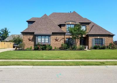 Desoto County Single Family Home For Sale: 3456 Mary Claire Lane