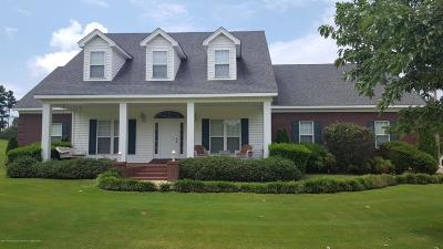 Tate County Single Family Home For Sale: 2310 Country Club