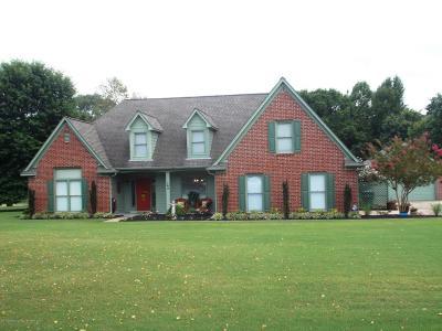 Marshall County Single Family Home For Sale: 164 Cedar Grove