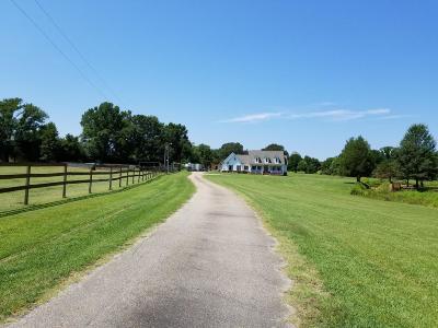 Byhalia Single Family Home For Sale: 92 Cutter Cove