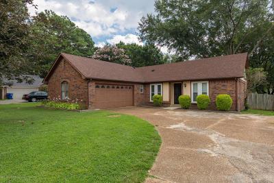 Horn Lake Single Family Home For Sale: 1885 Tissington Drive