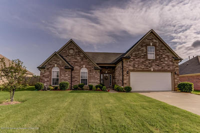 Horn Lake Single Family Home For Sale: 4275 Louden Drive
