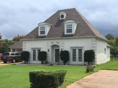 Desoto County Single Family Home For Sale: 7479 Lauren Lane