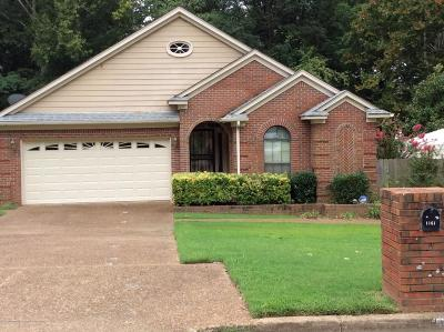 Southaven Single Family Home For Sale: 1161 Haleville Drive