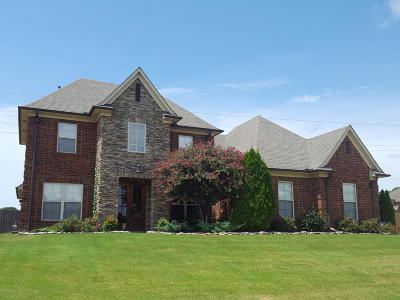 Desoto County Single Family Home For Sale: 1461 Notting Hill West