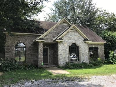 Tate County Single Family Home For Sale: 105 Tate Street