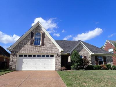 Desoto County Single Family Home For Sale: 8925 W Bent Grass Loop
