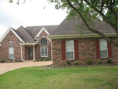 Southaven MS Single Family Home For Sale: $177,000