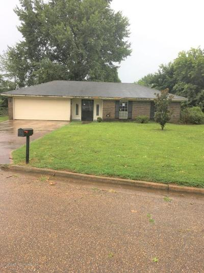 Southaven MS Single Family Home For Sale: $71,500