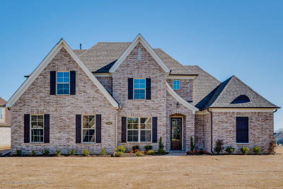 Southaven MS Single Family Home For Sale: $295,800