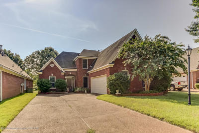 Desoto County Single Family Home For Sale: 6306 Cheyenne