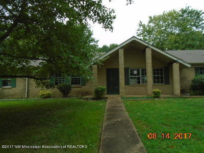 Desoto County Single Family Home For Sale: 8347 Bridgewood