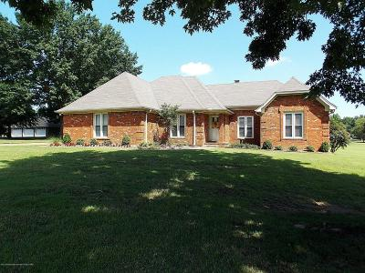 Olive Branch MS Single Family Home For Sale: $214,500