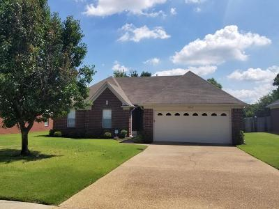 Desoto County Single Family Home For Sale: 7818 Keely Cove