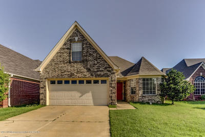 Desoto County Single Family Home For Sale: 9882 Wynngate Drive