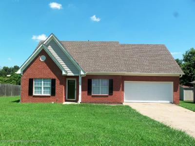 Desoto County Single Family Home For Sale: 7330 Deerbrook Road