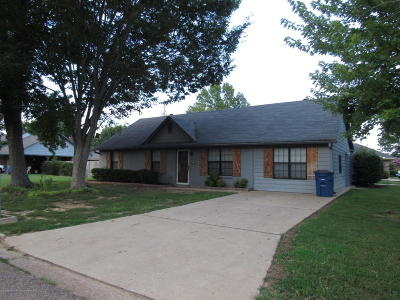 Olive Branch MS Single Family Home For Sale: $112,000