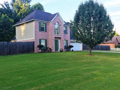 Walls MS Single Family Home For Sale: $164,900