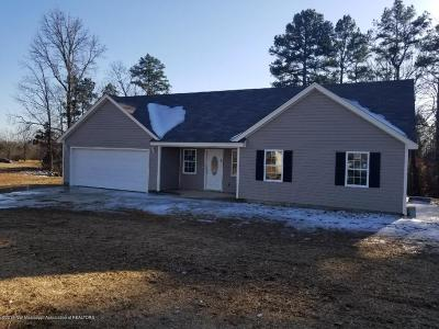 Waterford Single Family Home For Sale: 3715 Wilson Golden Road