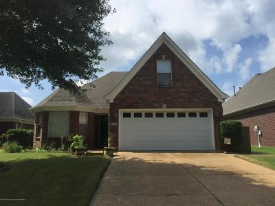 Olive Branch MS Single Family Home For Sale: $162,900