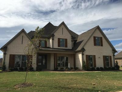 Olive Branch Single Family Home For Sale: 1093 Upchurch Drive