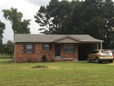 Tate County Single Family Home For Sale: 102 Southern