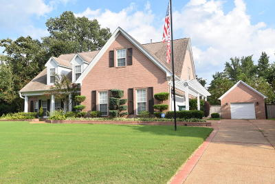 Southaven Single Family Home For Sale: 2595 Pimberton Cove
