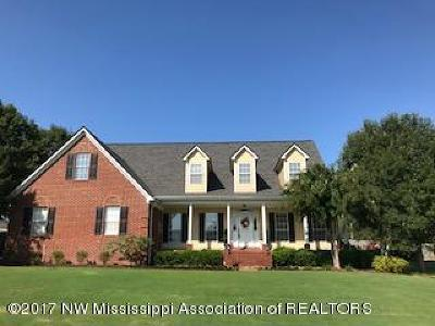Tate County Single Family Home For Sale: 108 Annandale Drive