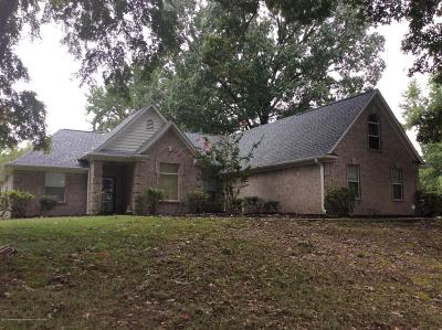 Horn Lake Single Family Home For Sale: 5553 Corey