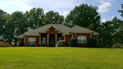 Hernando Single Family Home For Sale: 1275 S Getwell