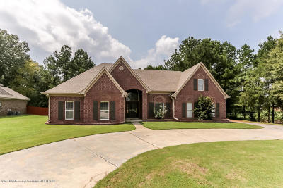 Hernando Single Family Home Active/Contingent: 1101 Greers Landing
