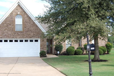 Walls Single Family Home For Sale: 6701 Casey Cove