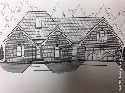Horn Lake Single Family Home For Sale: 1499 Trestle Cove