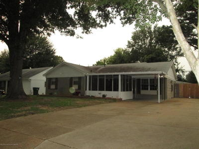 Southaven Single Family Home For Sale: 1808 Brookhaven Drive