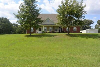 Tate County Single Family Home For Sale: 203 Springrun