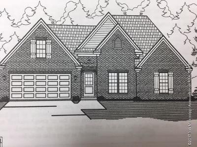Horn Lake Single Family Home For Sale: 4779 Spike Lane