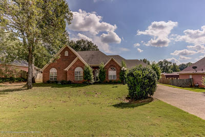Olive Branch Single Family Home For Sale: 8649 Bell Forrest Drive