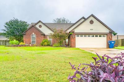 Horn Lake Single Family Home For Sale: 7192 Brenwood Drive