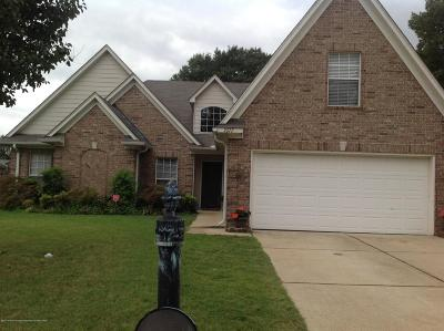 Horn Lake Single Family Home For Sale: 7077 Willow Point