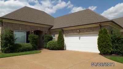 Southaven Single Family Home For Sale: 2638 Valley Crest Cove